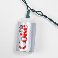 Diet Coke String Lights
