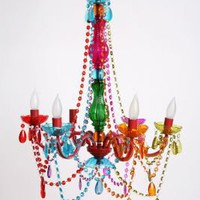 UrbanOutfitters.com &gt; Large Gypsy Chandelier