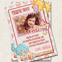 LaLa Loopsy Birthday Party Thank you by missbellaexpressions