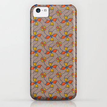 Pinwheel iPhone 5c 5s 5 4s 4 3gs 3g Samsung Galaxy s4 & iPod Impact Resistant Case by Vanya