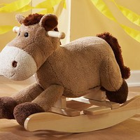 Plush Rocking Horse Party Supplies