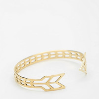 Urban Outfitters - Kris Nations Arrow Cuff Bracelet
