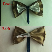 Castiel Themed Hair Bow by FandaPanda on Etsy