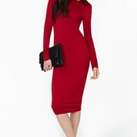 Nasty Gal Heart's Desire Dress