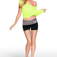 Yoga Shortie - PINK - Victoria's Secret