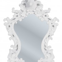 Decorative Baroque Deer Mirror - Brighton POD - Promoting Original Design