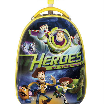 Disney Toy Story Heros In Training - D237k - - Product Features  The Leader in Hard Side Fashionable