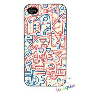 Graffiti Art Case for Iphone 4 / 4S