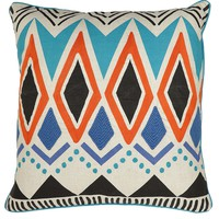 "22"" Malindi Pillow - Throw Pillows - Linens and Pillows - Paul Michael Company"