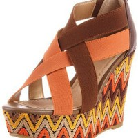Diba Women's Dig It Wedge Sandal
