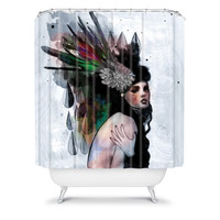 DENY Designs Home Accessories | Deniz Ercelebi Mira Shower Curtain