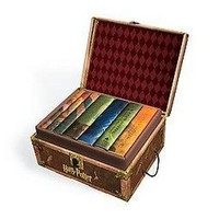 Harry Potter Boxed Set, Books 1-7 by J. K. Rowling, Mary GrandPre (Illustrator)(Hardcover)