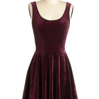 Velvet, If You Please Dress | Mod Retro Vintage Dresses | ModCloth.com