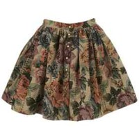 Topshop Gathered Skirt By TV Online | Shop at Style Compare