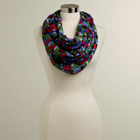 Water Floral Infinity Scarf | World Market