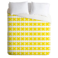 DENY Designs Home Accessories | Lisa Argyropoulos Sunshine Kisses Duvet Cover