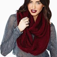 Shred Infinity Scarf