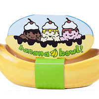 BANANA SPLIT BOAT