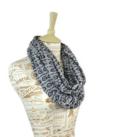 Navajo Infinity Scarf Tribal Native American Striped