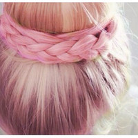 Baby Pink  Salon Grade Temporary Hair Chalk  by LiveLoveAlohaHair