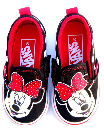 Minnie Mouse Tennis Shoes For Toddlers