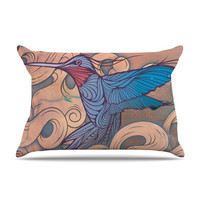 "Mat Miller ""The Aerialist"" Pillow Case 