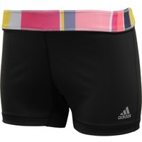 "adidas Women's TechFit Powerband 3"" Shorts - Dick's Sporting Goods"