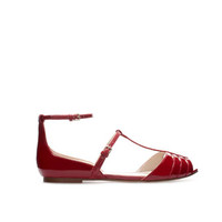 FLAT - SOLE SANDAL - Shoes - Woman | ZARA United States