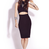 Favorite Cutout Midi Dress