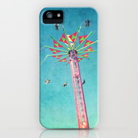 vertigo iPhone & iPod Case by Sylvia Cook Photography
