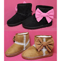 A 091723 Cute cotton snow bootsA1