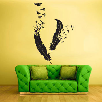 Wall Vinyl Sticker Decals Decor Art Bedroom by StickersForLife