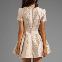 Cameo Star of Wonder Dress in Rose Gold from REVOLVEclothing.com