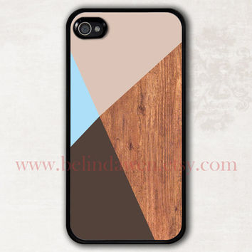 Geometry iPhone 4 Case, iphone 4s case, triangle iphone 4 case, iPhone Hard Case