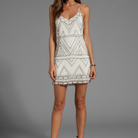 Parker Finn Dress in Ivory from REVOLVEclothing.com