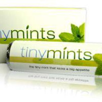 TinyMints | The Official Weight Loss Mint... A mint that suppresses appetite!