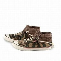 Juicy Couture Camouflage High-top Sneakers