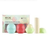 EOS Organic Lip Balm - 4 PACK SET:Amazon:Health & Personal Care