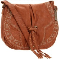 Roxy Fast Train Cross Body,Tan,One Size