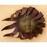 Novica 'Gust of Sun' Wall Adornment - 94275 - Decor