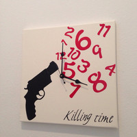 Killing time clock