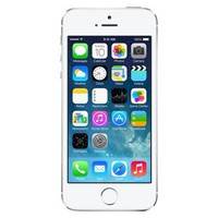 iPhone 5s 16GB Silver - Verizon with 2-year contract