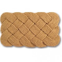 Imports Decor Natural Rope Jute Door Mat, 30-Inch by 18-Inch:Amazon:Patio, Lawn & Garden