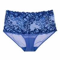 Buy Natori luxury lingerie - Natori Feathers Girl Brief  | Journelle Fine Lingerie