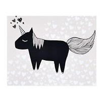 Unicorn Unicorn in New Wall Art | The Land of Nod