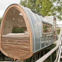 Baumraum Treehouses Photos 1 - Eggy Treetecture pictures, photos, images