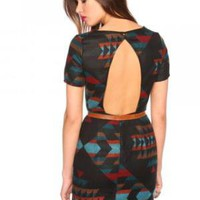 Navajo Cutout Dress - Black | NASTY GAL | Jeffrey Campbell shoes, Evil Twin, MinkPink, BB Dakota, vintage dresses + more!
