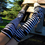 Buckle-top Leg Warmers