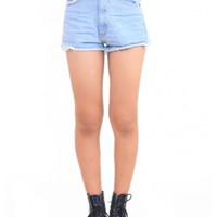 Stud Distress Shorts by Youreyeslie.com Online store> Shop the collection