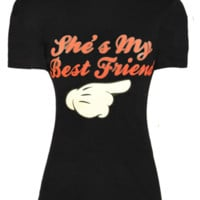 She's My Best Friend Tee